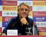 Mancini da Shanghai: