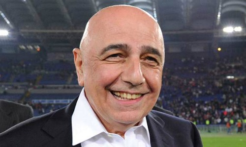 Galliani senza